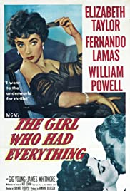 The Girl Who Had Everything (1953) Poster - Movie Forum, Cast, Reviews