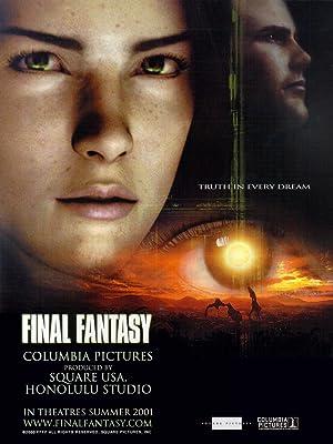 Poster Final Fantasy - Die Mächte in dir