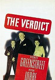 The Verdict(1946) Poster - Movie Forum, Cast, Reviews