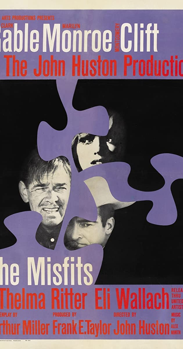 The misfits movie