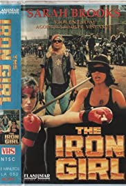 The Iron Girl Poster