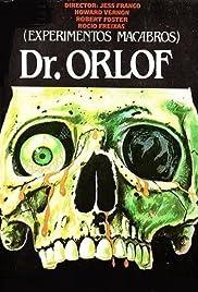 El siniestro doctor Orloff Poster