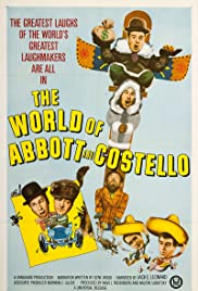 The World of Abbott and Costello(1965) Poster - Movie Forum, Cast, Reviews