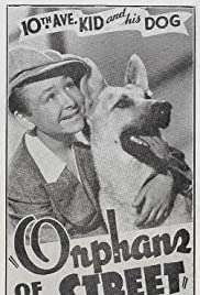 Orphans of the Street Poster