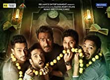 Golmaal Again Hindi Movie 2017