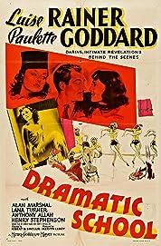 Dramatic School poster