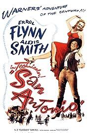 San Antonio(1945) Poster - Movie Forum, Cast, Reviews
