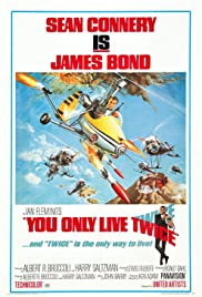 You Only Live Twice(1967) Poster - Movie Forum, Cast, Reviews