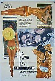 La playa de las seducciones Poster