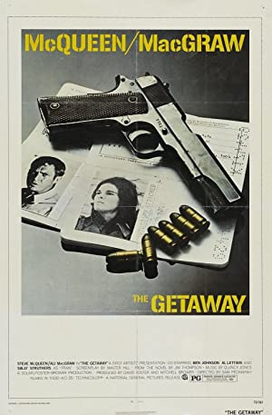 The Getaway (1972) Download on Vidmate