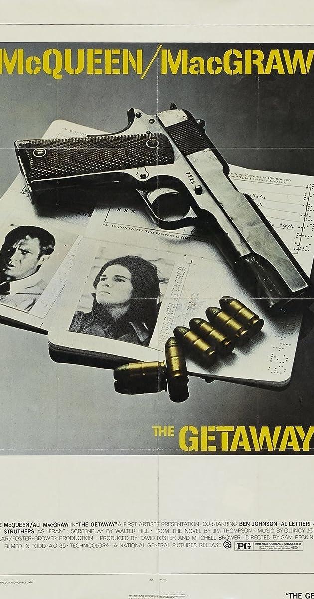The Getaway (1972) Bluray 720p 1080p
