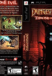 Dungeon Siege: Throne of Agony Poster