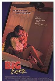 The Big Easy(1986) Poster - Movie Forum, Cast, Reviews