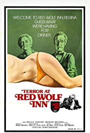 Terror at Red Wolf Inn Poster