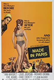Made in Paris (1966) Poster - Movie Forum, Cast, Reviews
