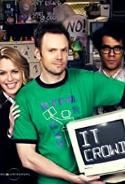 The IT Crowd Poster - TV Show Forum, Cast, Reviews