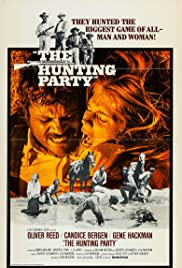 The Hunting Party(1971) Poster - Movie Forum, Cast, Reviews
