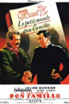 The Little World of Don Camillo (1952) Poster