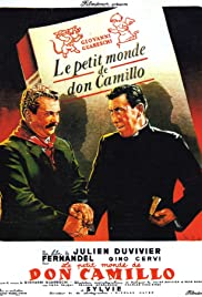 The Little World of Don Camillo (1952) Poster - Movie Forum, Cast, Reviews