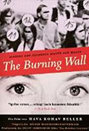 The Burning Wall Poster