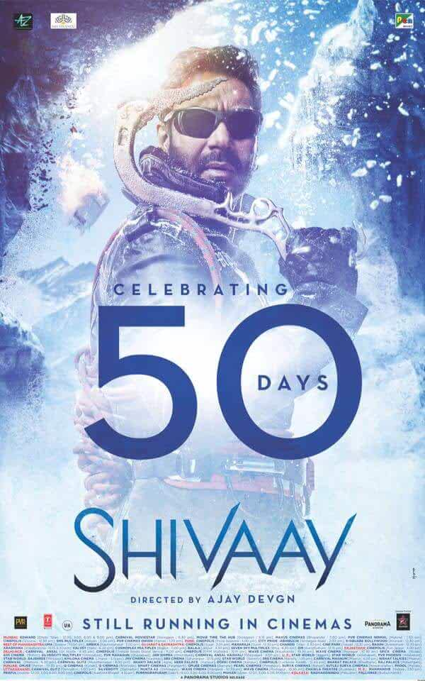 Shivaay 2016 720p HDTVRip watch online free download