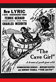 The Cave Girl Poster