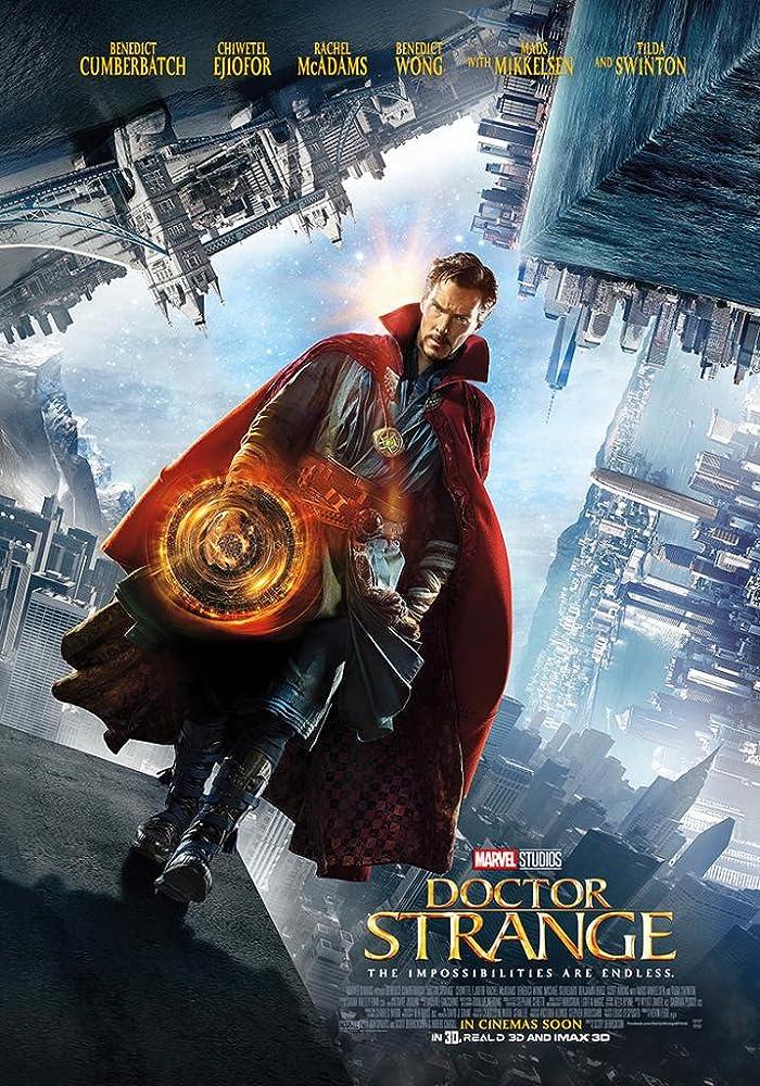 Doctor Strange (2016) Feminist Movie Review