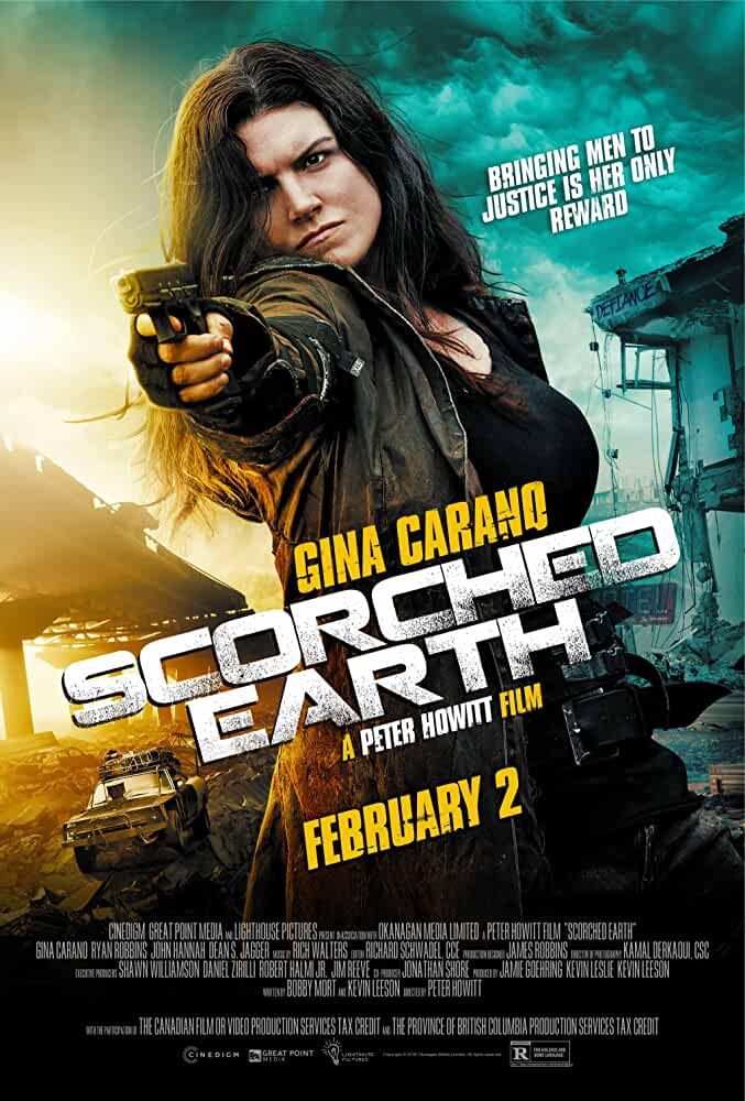 Scorched Earth 2018 English 720p WEB-DL full movie watch online free download at movies365.com
