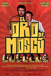 Moscow Gold Poster