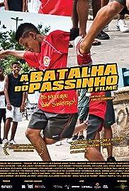 A Batalha do Passinho: O Filme Poster