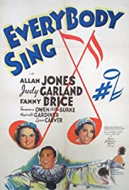 Everybody Sing (1938) Poster - Movie Forum, Cast, Reviews