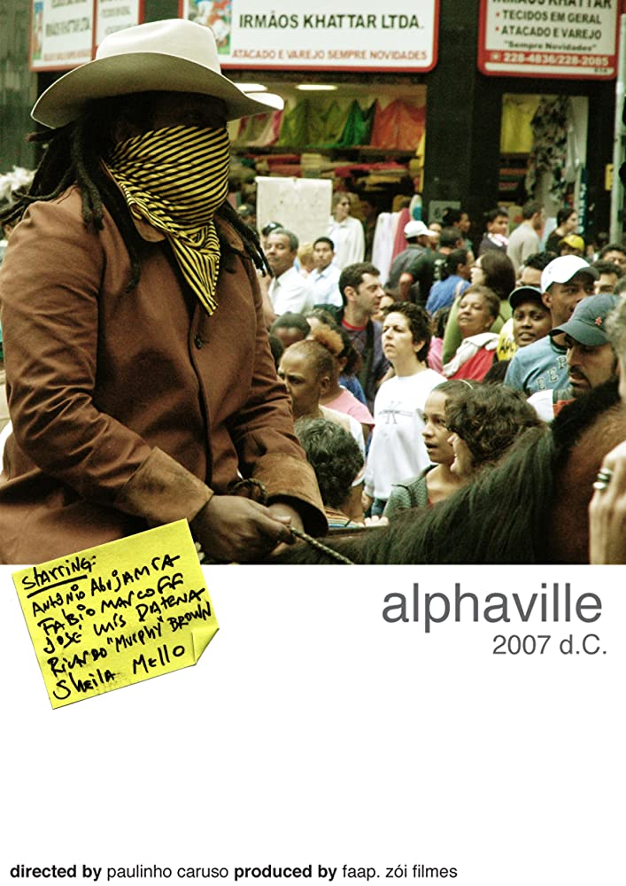 Resultado de imagem para ALPHAVILLE 2007 d.C. (2007)
