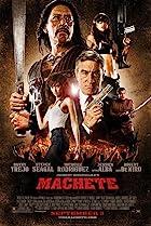 Machete (2010) Poster
