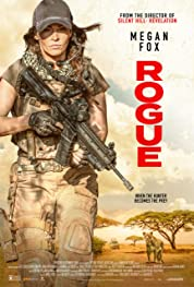 Rogue (2020) poster