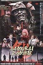 Image of Samurai Zombie