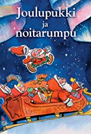 Joulupukki ja noitarumpu Poster