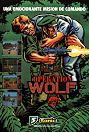 Operation Wolf Poster