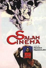 Salaam Cinema(1995) Poster - Movie Forum, Cast, Reviews