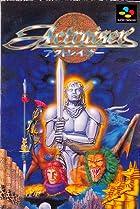 ActRaiser (1990) Poster