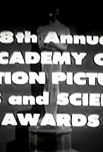 Primary image for The 28th Annual Academy Awards
