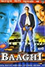 Baaghi (2000) Poster