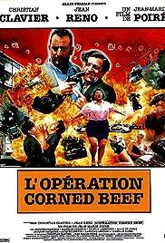 L'opération Corned Beef Poster