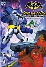 Batman Unlimited Mechs vs Mutants(2016)
