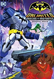 Batman Unlimited: Máquinas vs. Monstruos |1Link Mega 1080p Dual Latino