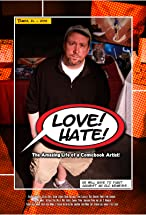 Primary image for Love/Hate: The Amazing Life of a Comicbook Artist!