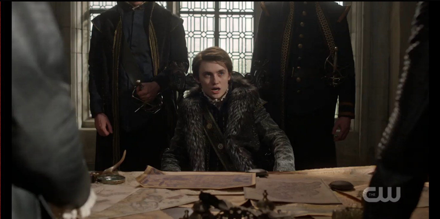 Reign S04E15 – Blood in the Water