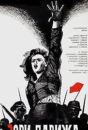 Zori Parizha Poster