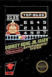 Donkey Kong Jr. Math Poster
