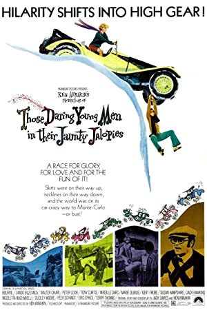 Those Daring Young Men in Their Jaunty Jalopies poster