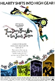 Those Daring Young Men in Their Jaunty Jalopies (1969) Poster - Movie Forum, Cast, Reviews